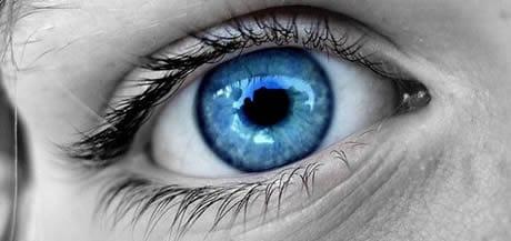 blue eyes laser