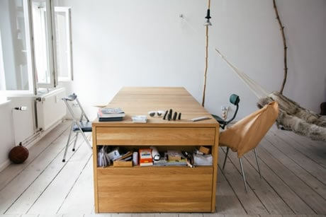Bed-Desk A