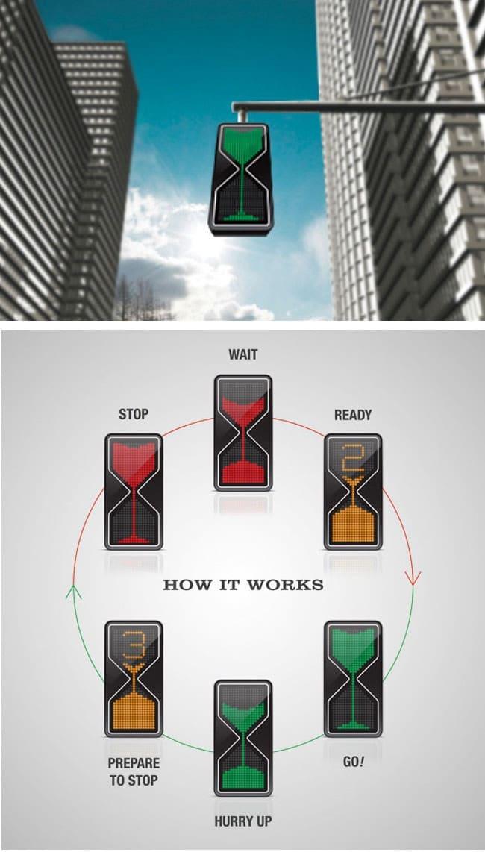 ni - hour glass traffic light 2