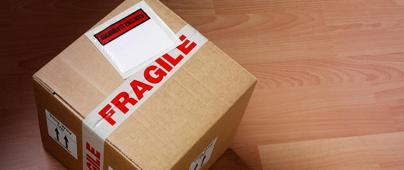 Tips for shipping and Sending Fragile Business Parcels Overseas