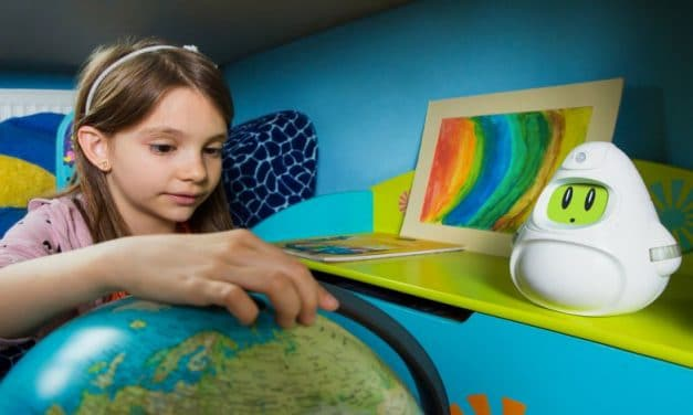 Children's voice-activated AI robotic personalizes finding out