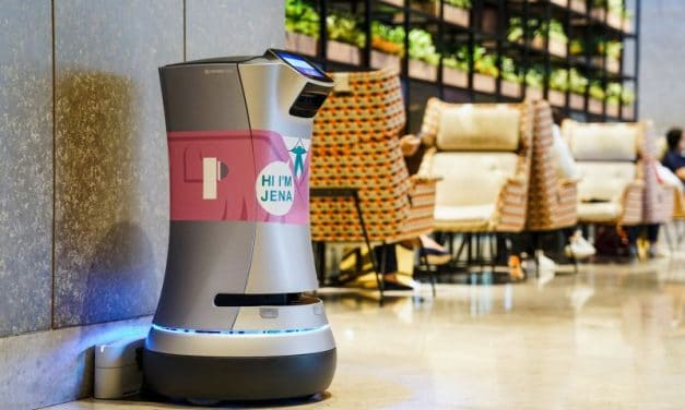 Two Hotels in Singapore to debut it Own Robot