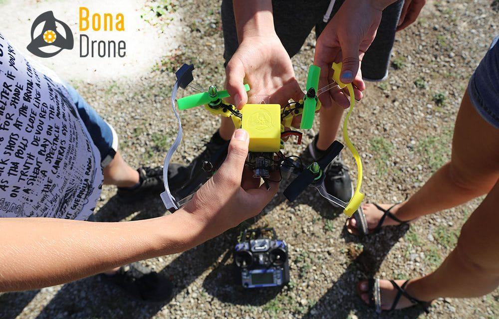 Drone kit educates students in STEM subjects