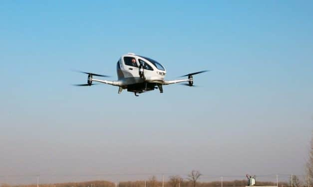 Electric Air Taxis for Philippine Traffic Solution