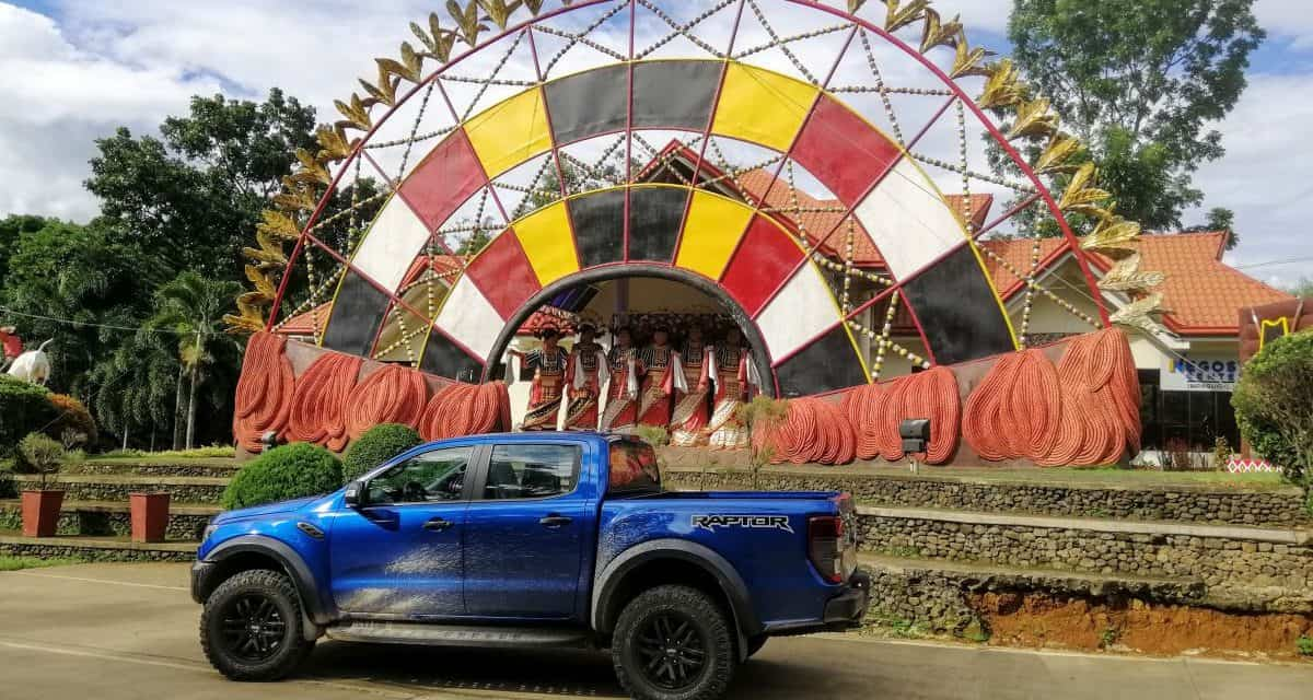 Riding the Raptor in Bukidnon