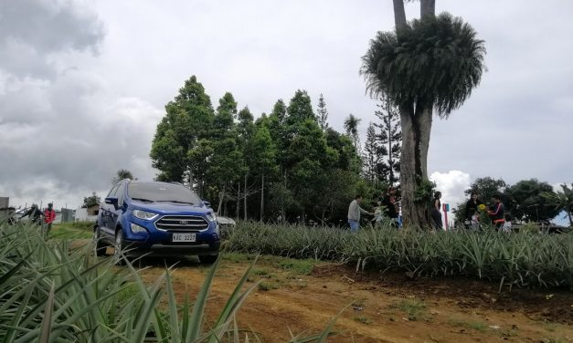 Driving the Mountains of Claveria-Gingoog Road with the Ford Ecosport