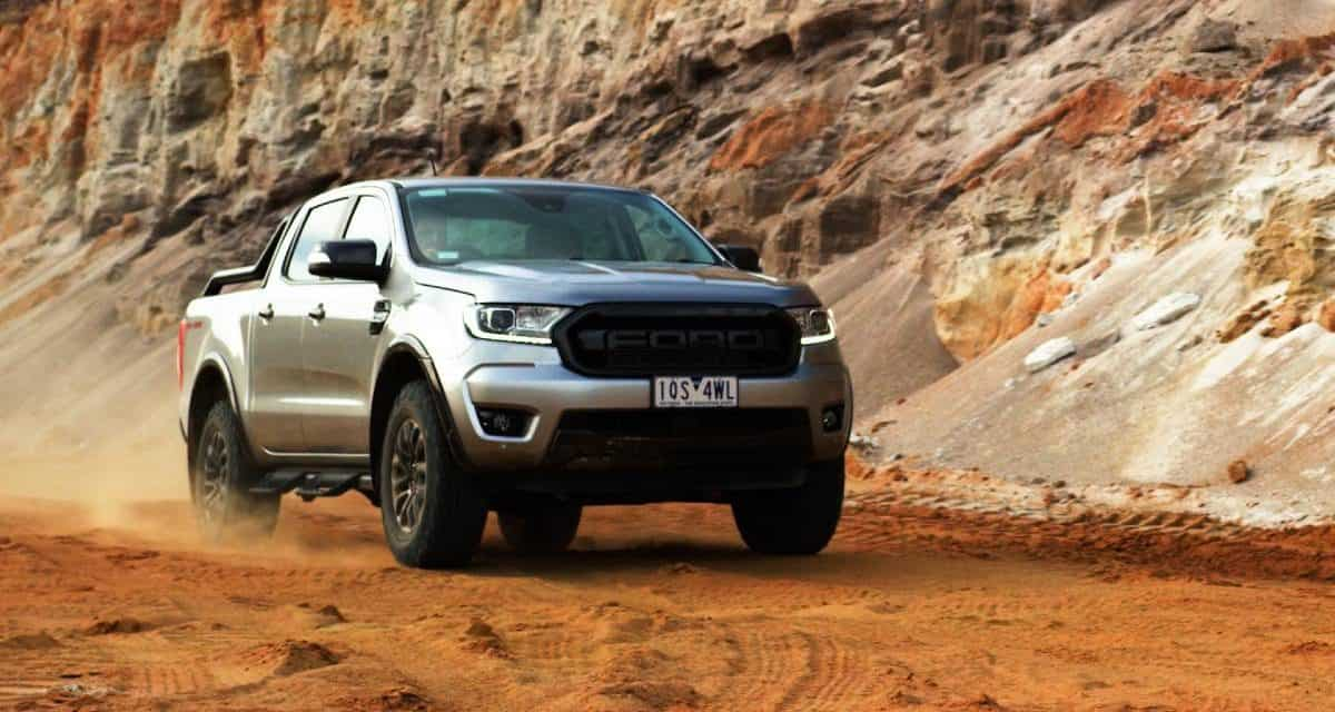 Meet the all new Ford Ranger FX4 MAX